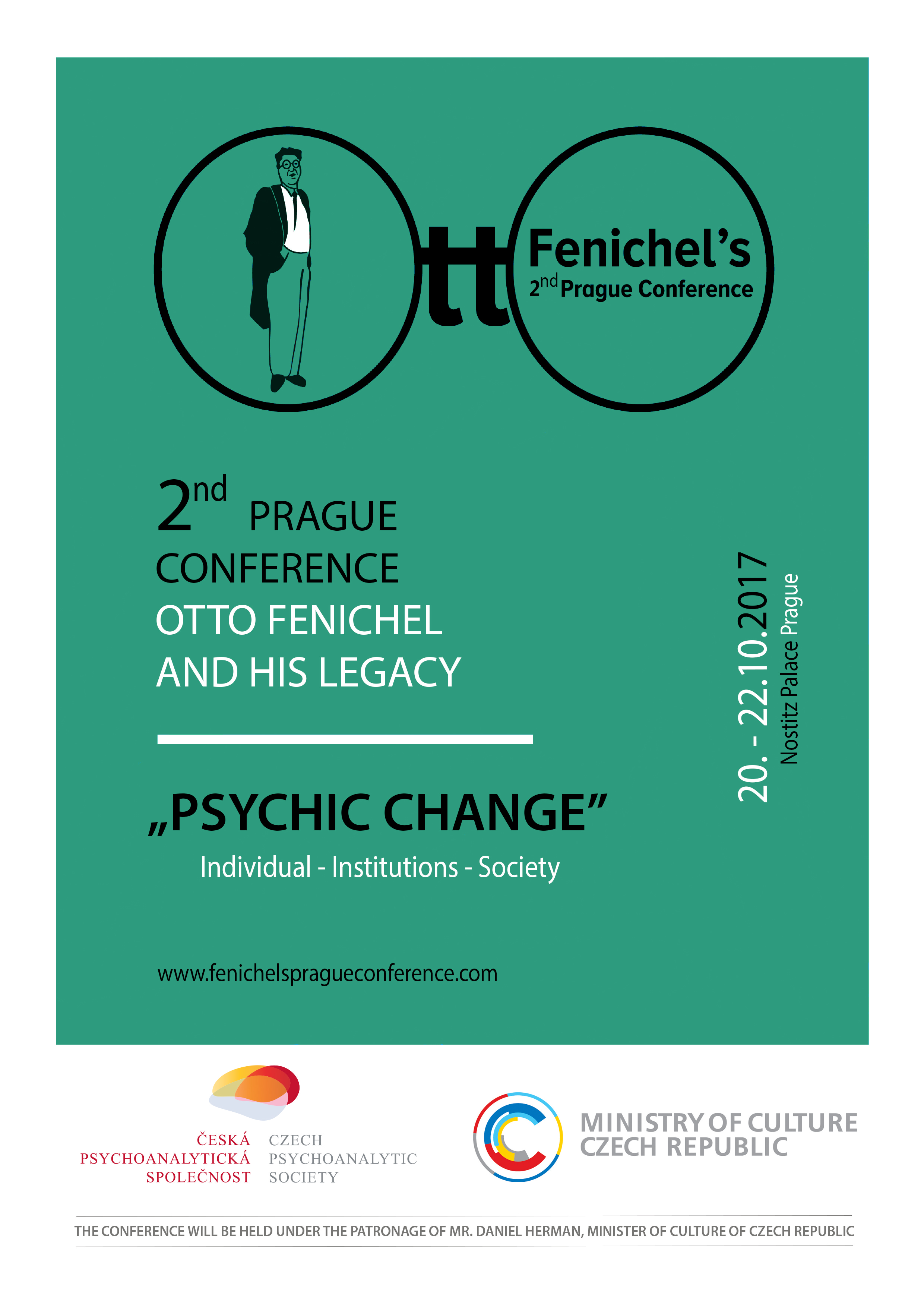Save the Date: Otto Fenichel's Prague Conference