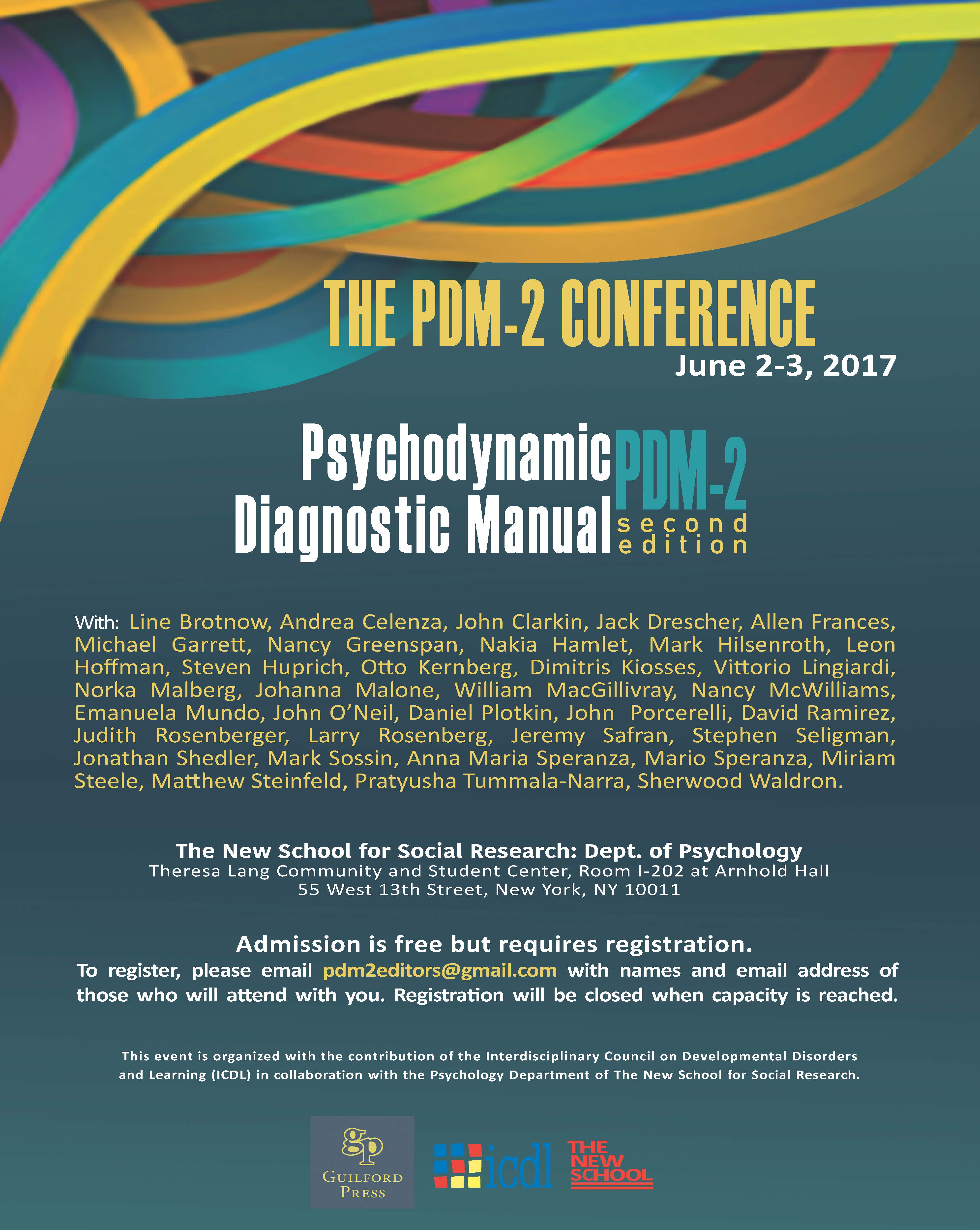 THE PDM-2 CONFERENCE