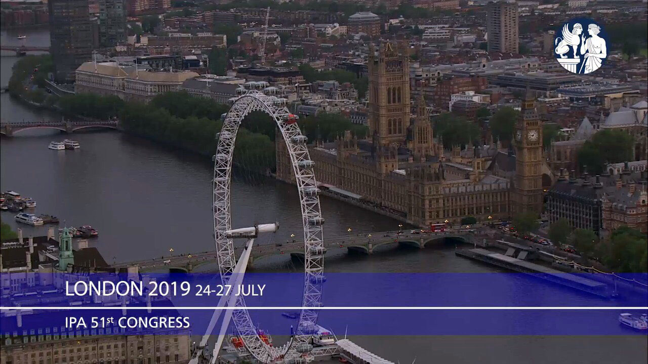 IPA 51st Congress London 2019