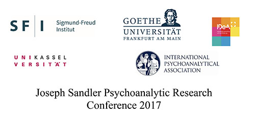 Joseph Sandler Psychoanalytic Research Conference 2017
