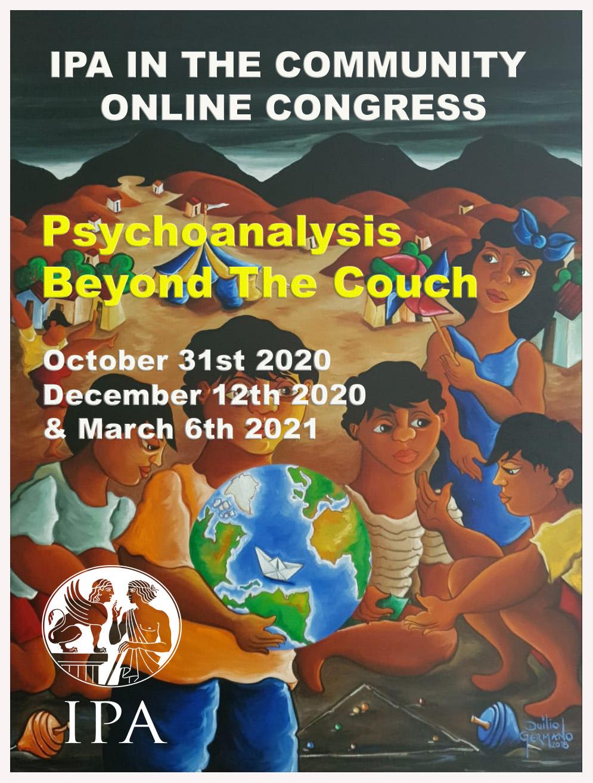 IPA dans la communauté - Psychanalyse au-delà du canapé