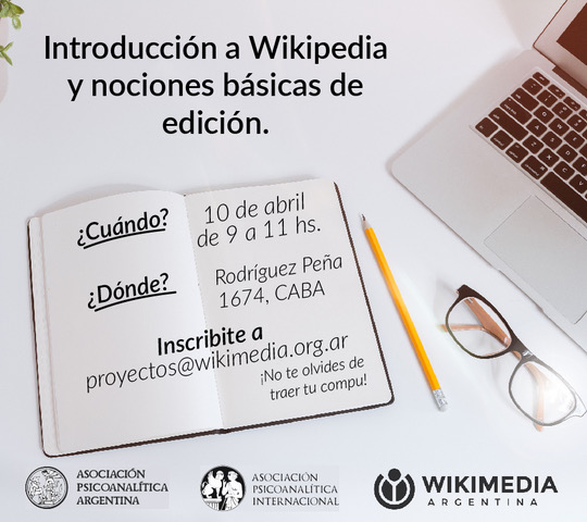 Introduction to Wikipedia and basic notions of editing