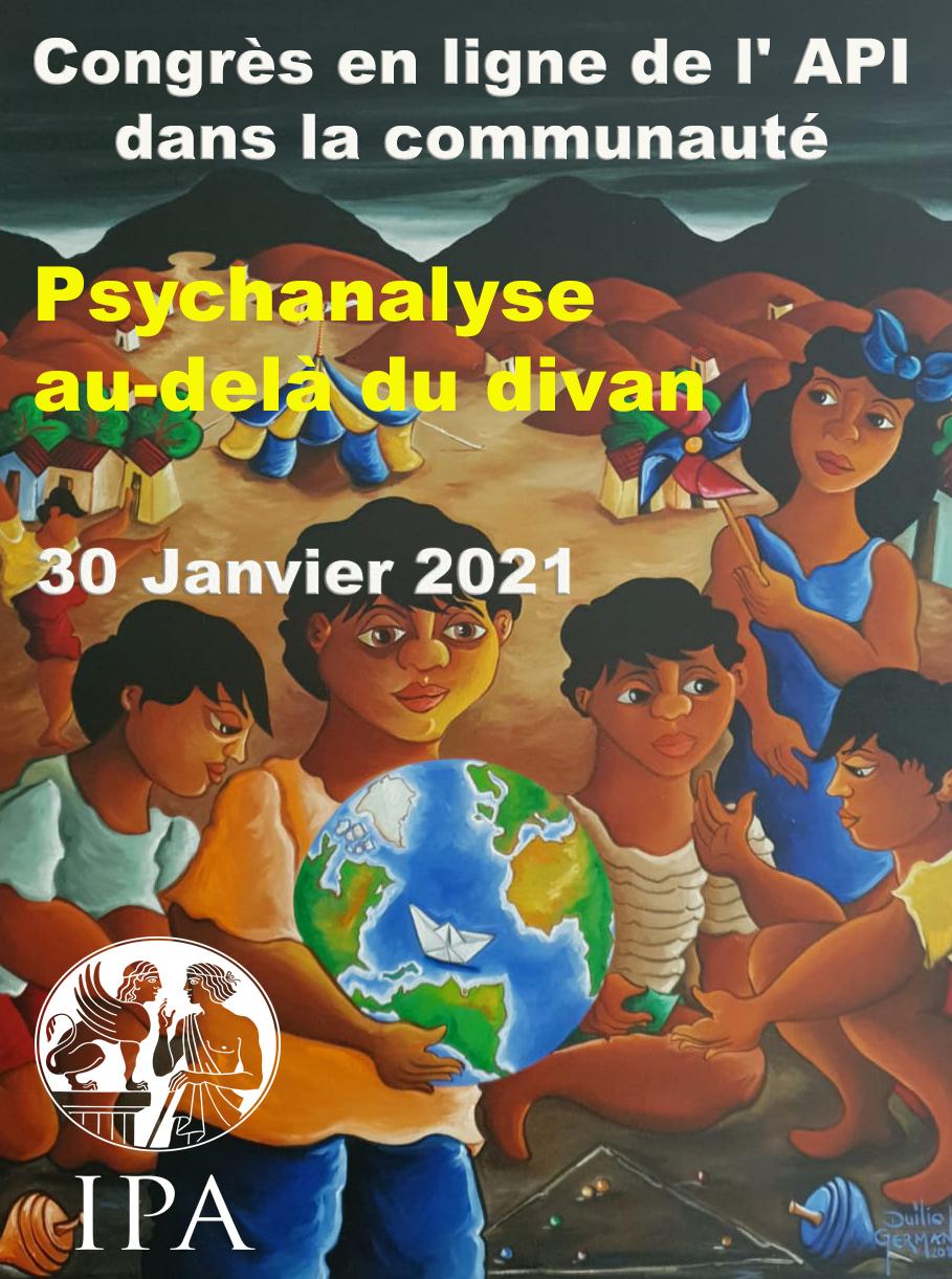 IPA dans la communauté - Psychanalyse au-delà du divan