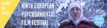 Ninth European Psychoanalytic Film Festival
