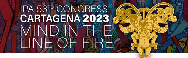 53e Congrès de l'IPA/ 27e Conférence IPSO