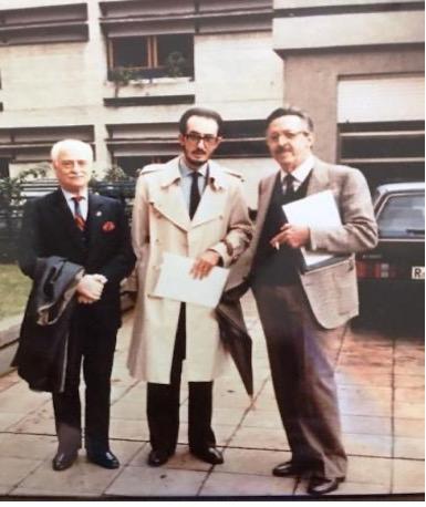 1993, Hetschegoyen, Canestri und Giannotti